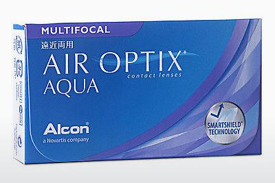 Lentilles de contact Alcon AIR OPTIX AQUA MULTIFOCAL (AIR OPTIX AQUA MULTIFOCAL AOM6H)