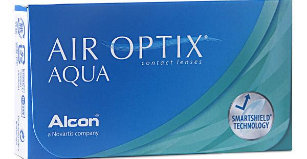 Alcon AIR OPTIX AQUA AOA6