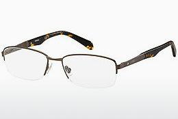 Lunettes design Fossil FOS 7015 4IN - Brunes