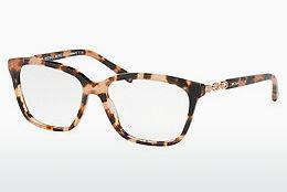 Lunettes design Michael Kors SABINA IV (MK8018 3155) - Orange, Brunes, Havanna