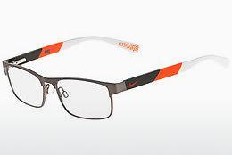 Lunettes design Nike NIKE 5574 062 - Grises, Orange