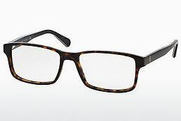 Lunettes design Polo PH2123 5496 - Brunes, Havanna