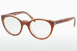 Lunettes design Polo PH2174 5639 - Orange, Brunes, Havanna, Rose