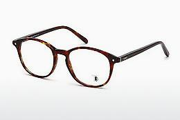Lunettes design Tod's TO5067 052 - Brunes, Dark, Havana