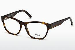 Lunettes design Tod's TO5179 052 - Brunes, Dark, Havana