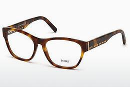 Lunettes design Tod's TO5179 053 - Havanna, Yellow, Blond, Brown