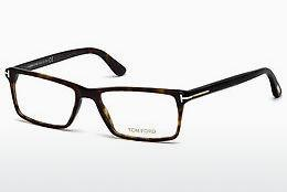 Lunettes design Tom Ford FT5408 052 - Brunes, Dark, Havana
