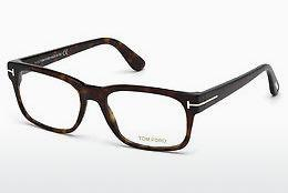 Lunettes design Tom Ford FT5432 052 - Brunes, Dark, Havana