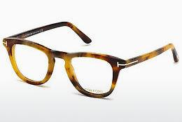 Lunettes design Tom Ford FT5488-B 055 - Multicolores, Brunes, Havanna