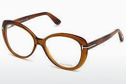 Lunettes design Tom Ford FT5492 044 - Orange