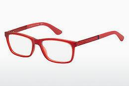Lunettes design Tommy Hilfiger TH 1478 0Z3 - Rouges, Orange