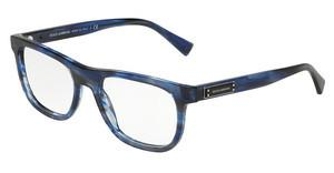 Dolce & Gabbana DG3257 3065 STRIPED BLUE