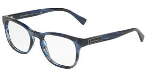 Dolce & Gabbana DG3260 3065 STRIPED BLUE