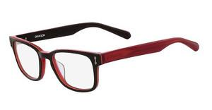 Dragon DR152 ALEX 200 DARK BROWN/RED