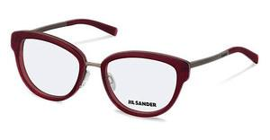 Jil Sander J2005 C dark red