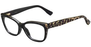 Jimmy Choo JC146 PUE ANIMAL BK
