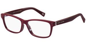 Marc Jacobs MARC 127 OXU BURGUNDY