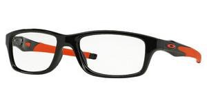 Oakley OX8030 803007 POLISHED BLACK/ORANGE