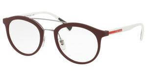 Prada Sport PS 01HV U601O1 BORDEAUX RUBBER