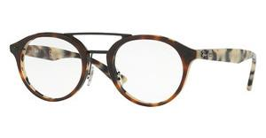 Ray-Ban RX5354 5676 TOP BROWN HAVANA/HAVANA BEIGE