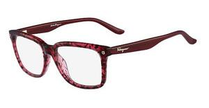 Salvatore Ferragamo SF2685 609 RED TORTOISE