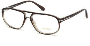 Tom Ford FT5296 050 braun dunkel