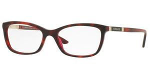 Versace VE3186 5184 HAVANA/BORDEAUX