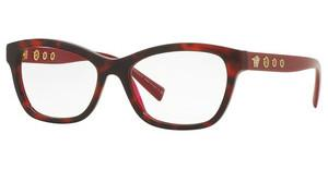 Versace VE3225 5184 HAVANA/BORDEAUX