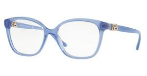 Versace VE3235B 5225 TRANSPARENT BLUE