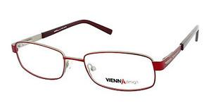 Vienna Design UN461 02 matt red/grey