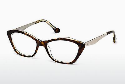 Lunettes design Balenciaga BA5040 053 - Havanna, Yellow, Blond, Brown