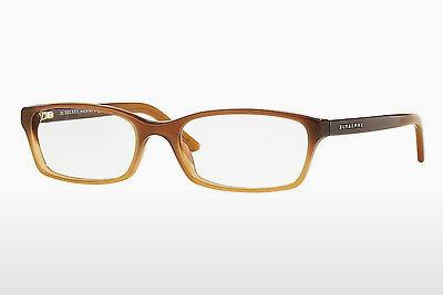 Lunettes design Burberry BE2073 3369 - Brunes