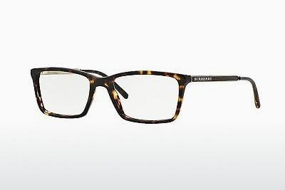 Lunettes design Burberry BE2126 3002 - Brunes, Havanna