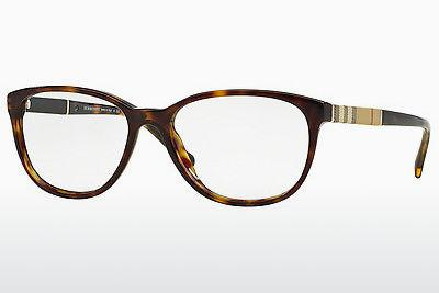 Lunettes design Burberry BE2172 3002 - Brunes, Havanna