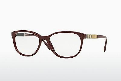 Lunettes design Burberry BE2172 3403 - Rouges, Bordeaux