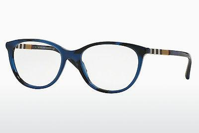 Lunettes design Burberry BE2205 3546 - Bleues