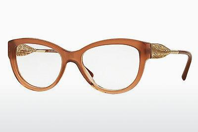Lunettes design Burberry BE2210 3173 - Brunes