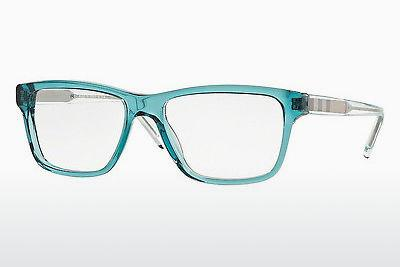 Lunettes design Burberry BE2214 3542 - Bleues, Turquoise