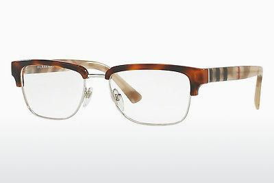 Lunettes design Burberry BE2224 3601 - Brunes, Havanna