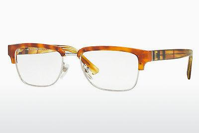 Lunettes design Burberry BE2224 3605 - Brunes, Havanna