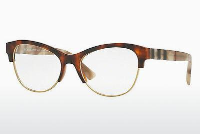 Lunettes design Burberry BE2235 3601 - Brunes, Havanna