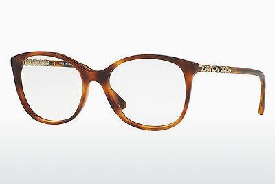 Lunettes design Burberry BE2245 3316 - Brunes, Havanna
