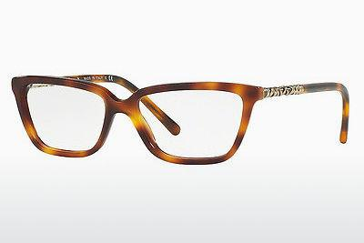 Lunettes design Burberry BE2246 3316 - Brunes, Havanna