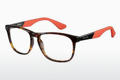 Lunettes design Carrera CA5532 HAZ - Havanna, Noires, Orange