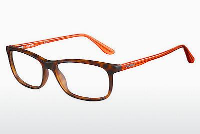 Lunettes design Carrera CA6628 NOR - Havanna, Orange