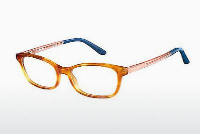 Lunettes design Carrera CA6647 QKX - Havanna, Orange