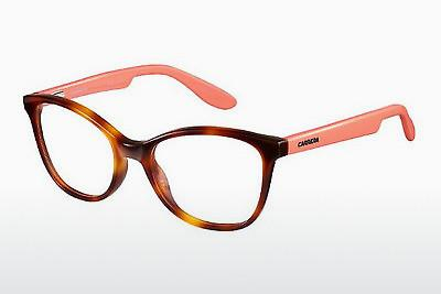 Lunettes design Carrera CARRERINO 50 HMI - Havanna, Orange
