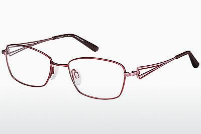 Lunettes design Charmant CH12115 RE - Rouges