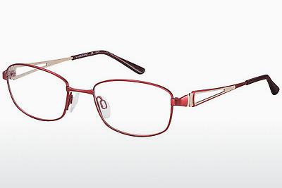 Lunettes design Charmant CH12128 RE - Rouges