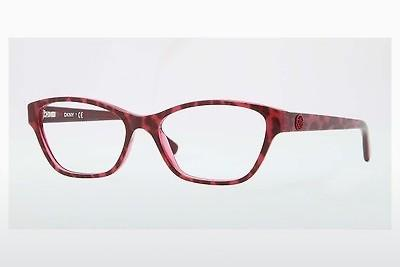Lunettes design DKNY DY4644 3617 - Leopard, Rose